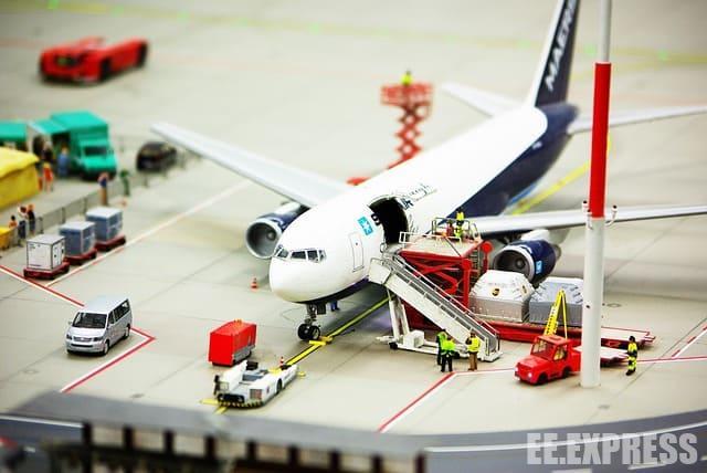 Авиаперевозки грузов в Украину