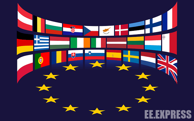 EU countries that include