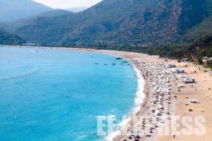 Fethiye - vacation in Turkey