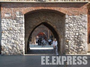 Флорианские ворота как одна из достопримечательностей Кракова