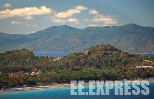Острів Ко Самуї в Таїланді