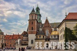 Все города Польши - Краков