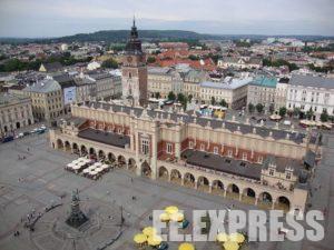 Головні пам'ятки Кракова