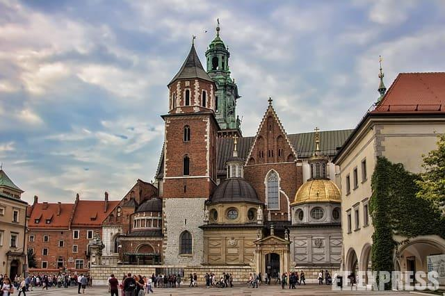 All cities of Poland - Krakow