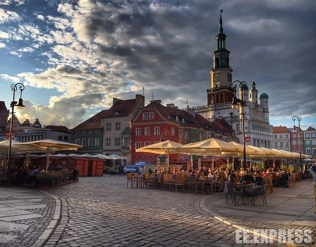 Low costs from Poland - delivery from Poland - Eastern European Express