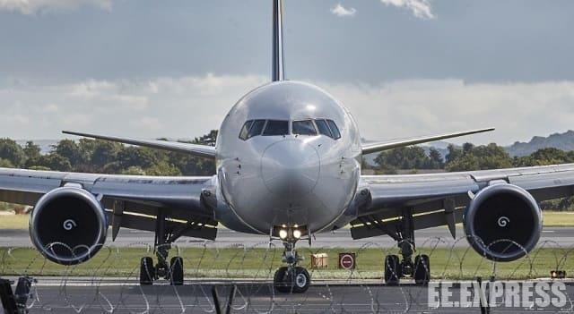 International air cargo shipments