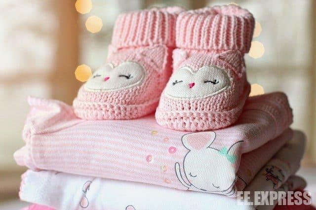 Одежда для новорожденных из Европы