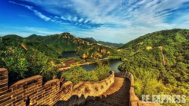 Посетить Китай