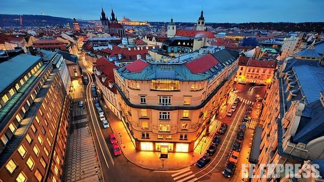 The most beautiful cities in Europe - Prague