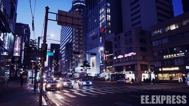Торговые районы Сеула