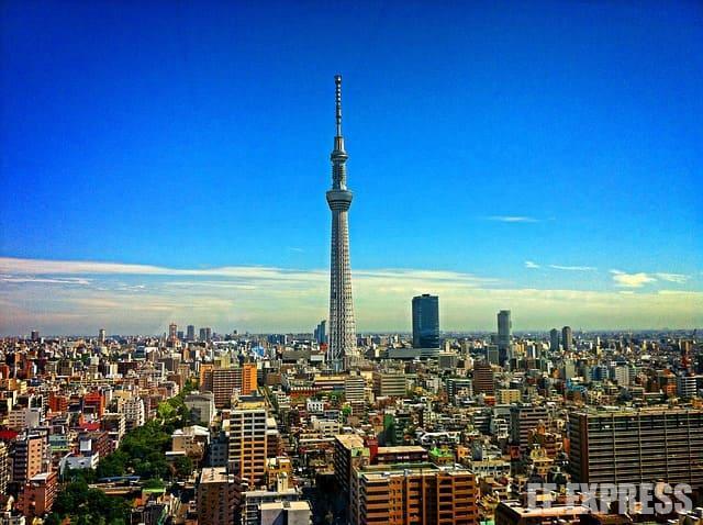 Токио и Киото - 2 столицы Японии