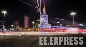 Все города Польши - Варшава