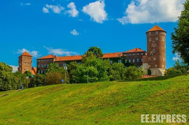 Вавельський замок у Кракові